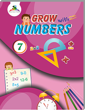 Grow with Number-7
