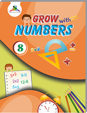 Grow with Number-8